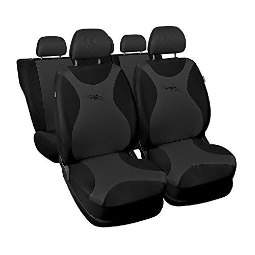 GSC Sitzbezüge Universal Schonbezüge kompatibel mit Dacia LODGY