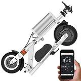 IG Mini Folding Electric für Erwachsene Kick Scooter Ultimative kompakte USB-App-Geschwindigkeitseinstellung mit verstellbarem Betätigungsarm Elektrofahrrad