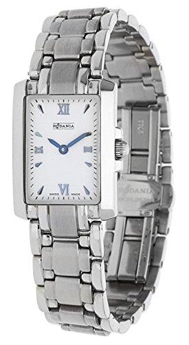 Rodania Mujer Reloj De Pulsera Plata 14–21875–40