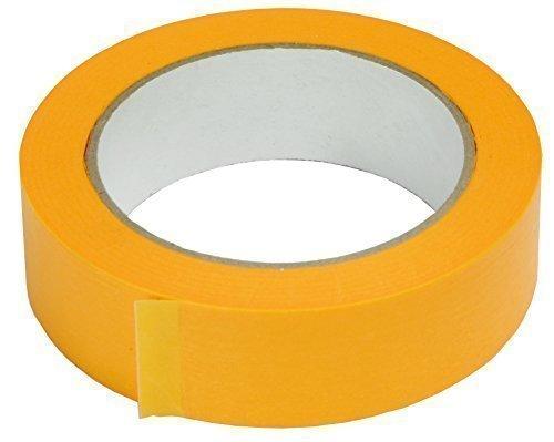 SBS Goldband Abklebeband 30mm 50m Rolle - 3 Stück