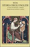 Image de Storia degli inglesi. Testo latino a fronte