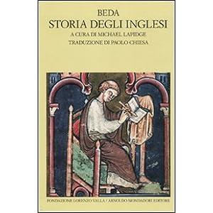 Storia degli inglesi. Testo latino a fronte