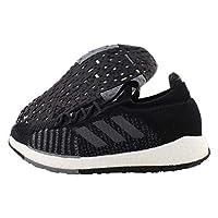 adidas Originals Women's PulseBOOST HD Running Shoe, Black/Grey/Grey, 9.5 M US