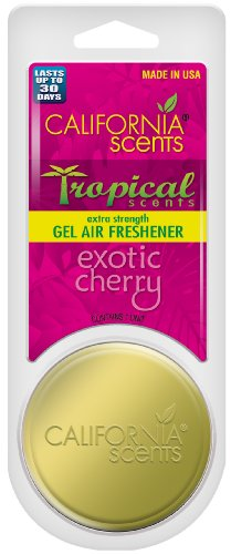 California Scents TSST-GEL-607 Air Freshener
