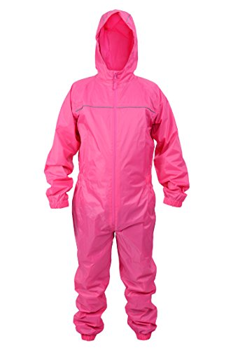 Adults Waterproof All in One Rainsuit Ideal Wet Weather Gear