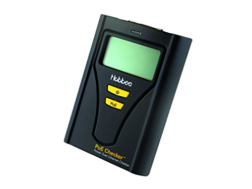 Hobbes PoE (power over ethernet) Tester | PoE Spannung messen | PoE Checker | 256316 -