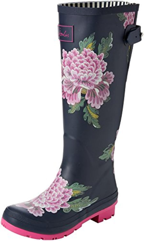 Joules Welly Print Stivali di Gomma Donna | Ad un prezzo accessibile  | Sig/Sig Ra Scarpa
