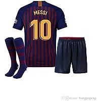 405d836d94 Conjunto - Kit 1ª Equipación Replica Oficial FC BARCELONA 2017-2018 Dorsal  MESSI - Tallaje