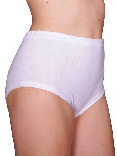 3er Pack Damen Taillen Slips ohne Seitennähte Nr. 202