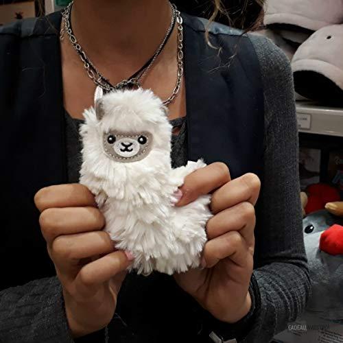 Mini bouillotte alpaga à réchauffer - Cadeau Maestro
