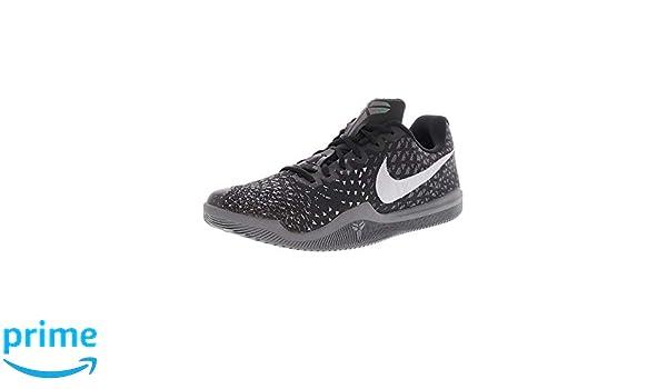 on sale 3535f a1279 Nike Kobe Mamba Instinct Chaussures de Basket-Ball (10,5, Gris Black-m)   Amazon.fr  Chaussures et Sacs