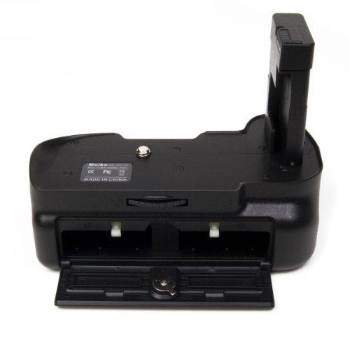 Meike Impugnatura Batteria Verticale per Nikon D5100