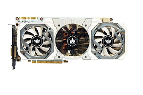 GALAX GeForce GTX 980 HOF 4GB NVIDIA GeForce GTX 980 4GB