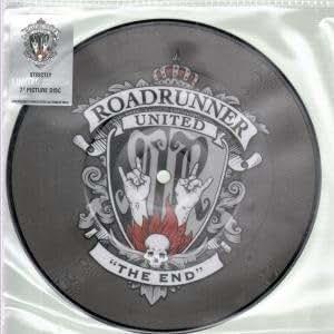 "END 7"" (45) EUROPEAN ROADRUNNER 2005 B/W TIRED N LONELY (RR39497)"