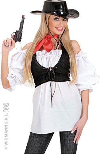 Unbekannt Aptafêtes-Bluse Dame (Kostüm Pirat Femme)