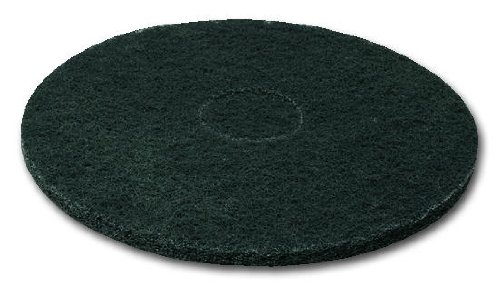"""Overmat 28558 Pad 305 mm - 12"""", schwarz, Verpackung zu 5 Stück schwarz"""