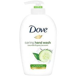 Dove Go Fresh Beauty Cream Wash 250ml - Handwasch-Lotion für gepflegte und geschützte Hände