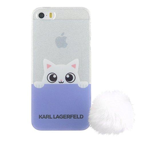 karl-lagerfeld-coque-semi-rigide-choupette-pour-iphone-5-5s-se-transparent-mauve