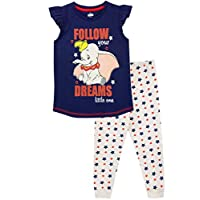Disney Girls Dumbo Pyjamas