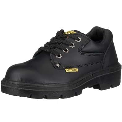Safety Jogger X1110, Unisex - Erwachsene Arbeits & Sicherheitsschuhe S3, schwarz, (black BLK), EU 38