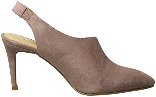 Gardenia Copenhagen Cabba, Sandales Bout Ouvert Femme Rose (Suede Old Rose)