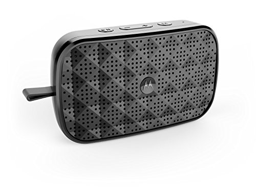 Motorola Sonic Play 100 Bluetooth Speaker (Black)