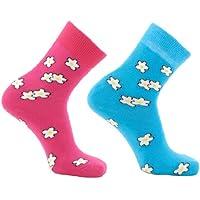 Horizon Mädchen Socken, 2Paar