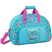 Amazon.es: bolsa deporte niña - Azul