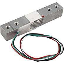 HALJIA Portable Electronic Weight Sensor Load Cell Weighing Sensor (5KG) For Arduino Raspberry Pi DIY Etc