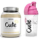 Cute Nutrition Meal Replacement Shakes for Weight Loss Control & Energy - Vanilla