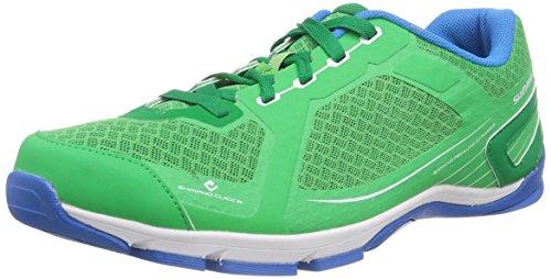 Shimano  E-SHCT41L, Chaussures de VTT adulte mixte Vert - Vert