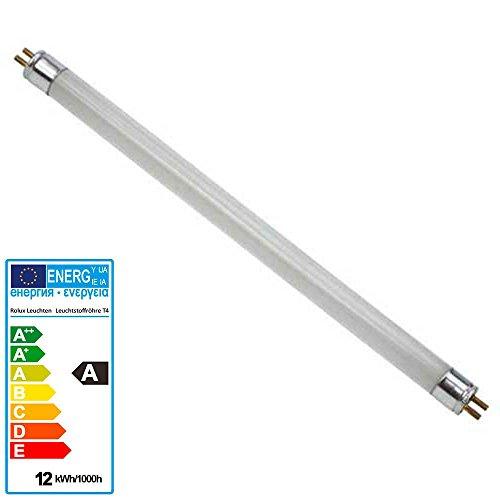 Leuchtstofflampe T4 12mm 12 Watt 370mm 4000 Kelvin G5 Sockel (Leuchtstoffröhre T4)