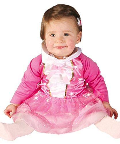 Baby Prinzessin - Kostüm für Mädchen Gr. 86 - 98, Größe:92/98