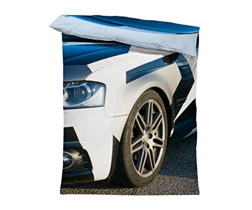 fotobar!style Bettbezug 135 x 200 cm Audi