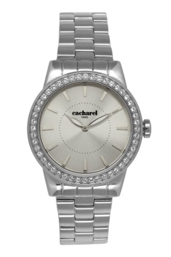 Cacharel Women's Analogue Quartz Stainless Steel CLD 010S FM