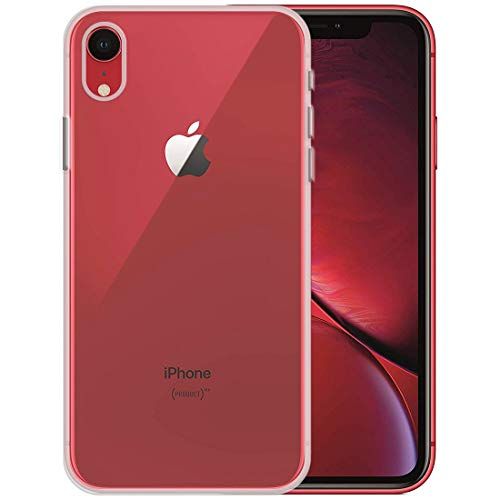 9f6ebced14 80% OFF on Casotec Soft TPU Back Case Cover for Apple iPhone XR - Clear on  Amazon | PaisaWapas.com