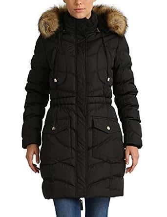 Berydale Cappotto invernale da donna, Nero, XS