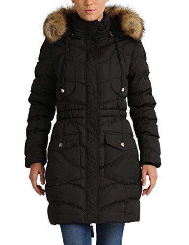 Berydale Cappotto invernale da donna, Nero, S