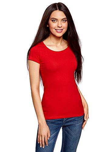 Trägertop Shirt Tanktop T-Shirt Damen Freizeit Einheitsgröße 36 38 40 42 schwarz