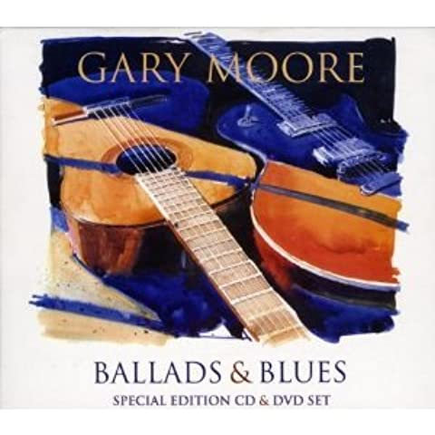 Pop CD, Gary Moore - Ballads And Blues [CD+DVD Deluxe][002kr]