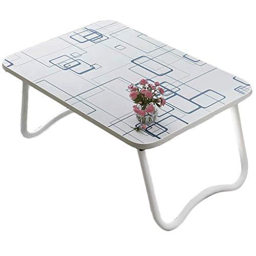 Einfaches Bett Schreibtisch/Computer Schreibtisch Verstellbarer Tragbarer Laptop-Schreibtisch Faltbares Sofa Frühstücksraum, Laptop-Schreibtisch (Farbe : A4, größe : 600X400X280mm) -