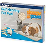 Ancol - Self Heating Pet Pad Cat/Dog Bed - Medium - Compareprices24.co.uk