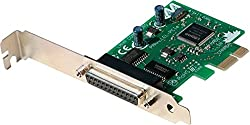Technotech PCI Express Parallel Card for Printer