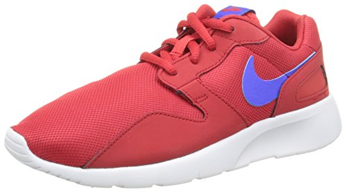 Nike Unisex-Kinder Kaishi (GS) Low-Top, Rot (604 UNIVERSITY RED/RACER BLUE-WHT), 38 EU