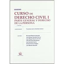 Curso de Derecho Civil I Parte General y Derecho de la Persona