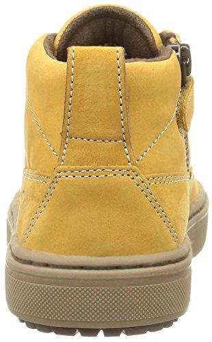 Geox J MATTIAS A Jungen Hohe Sneakers Ochreyellow