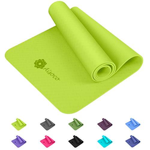 Yoga Mat Material respetuoso con el medio ambiente