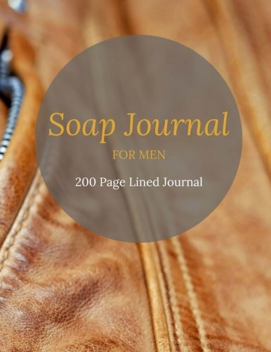 Soap Journal For Men: Daily Devotional Journal