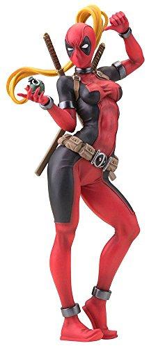 Kotobukiya Lady Deadpool Statue 24 cm Bishoujo Linie Maßstab 1:7 Marvel Commics