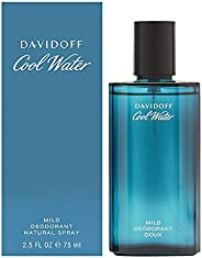 DAVIDOFF Cool Water Man Mild Deodorant 75ml